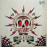 "LP + CD ✦ THE GO GETTERS ✦ ""Love & Hate"" Fantastic Rockabilly!. Hear♫"